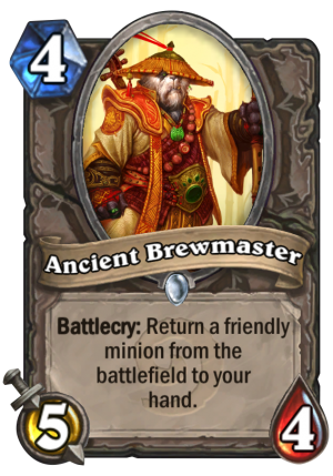 Ancient Brewmaster Card
