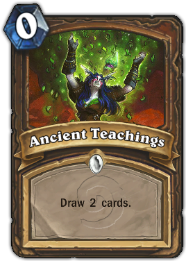 how to give ancientn mana