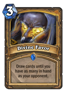 how to build a paladin deck in hearthstone