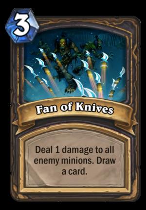 Fan of Knives Card