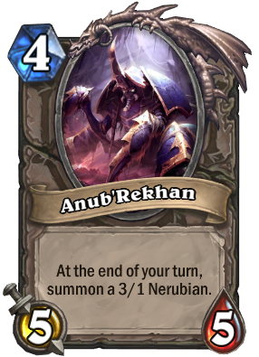 Curse of Naxxramas - Hearthstone