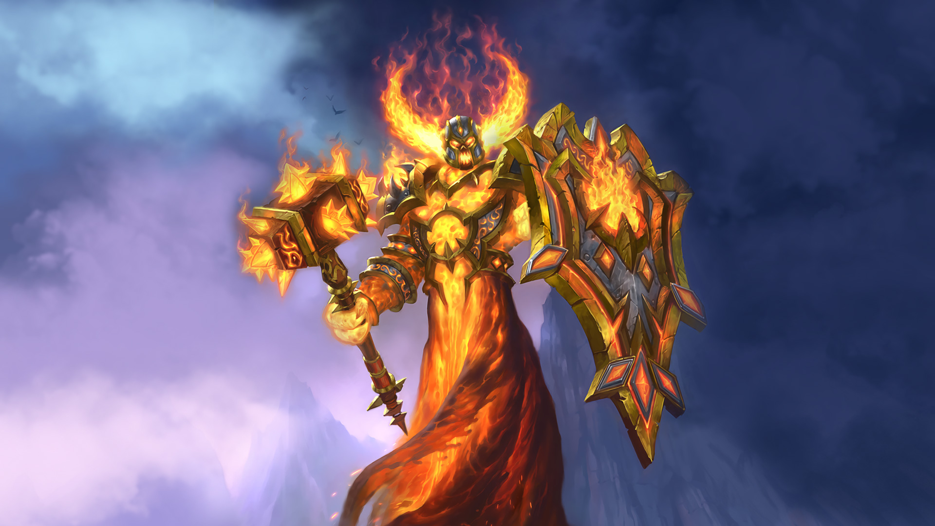 whispers of the old gods hearthstone wallpapers for