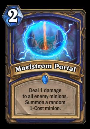 Maelstrom Portal Card