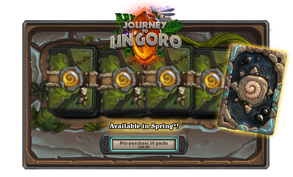 can you buy hearthstone packs with amazon coins