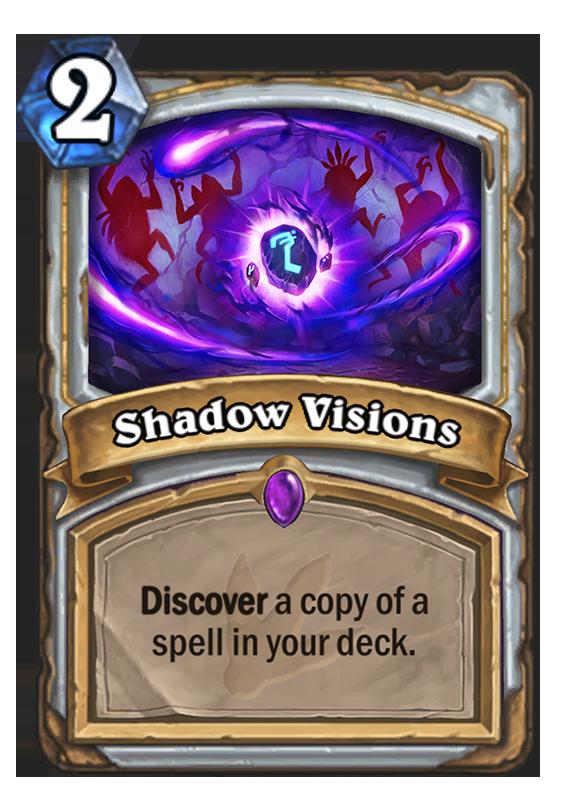 vision shadows
