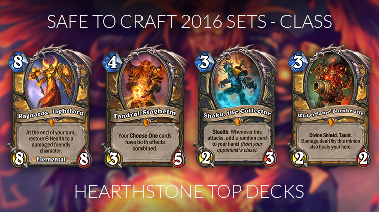 Is It Worth It To Craft Classic Cards Hearthstone