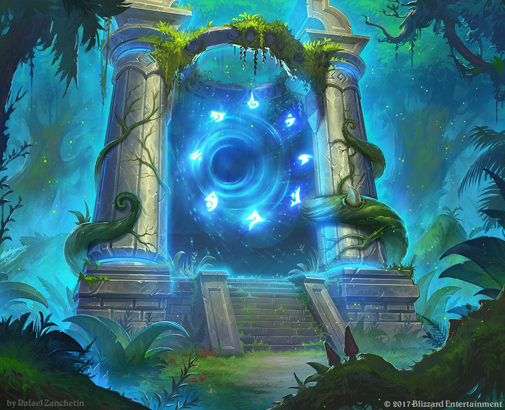 Journey to Un'Goro Full Card Art Roundup - Hearthstone Top ...