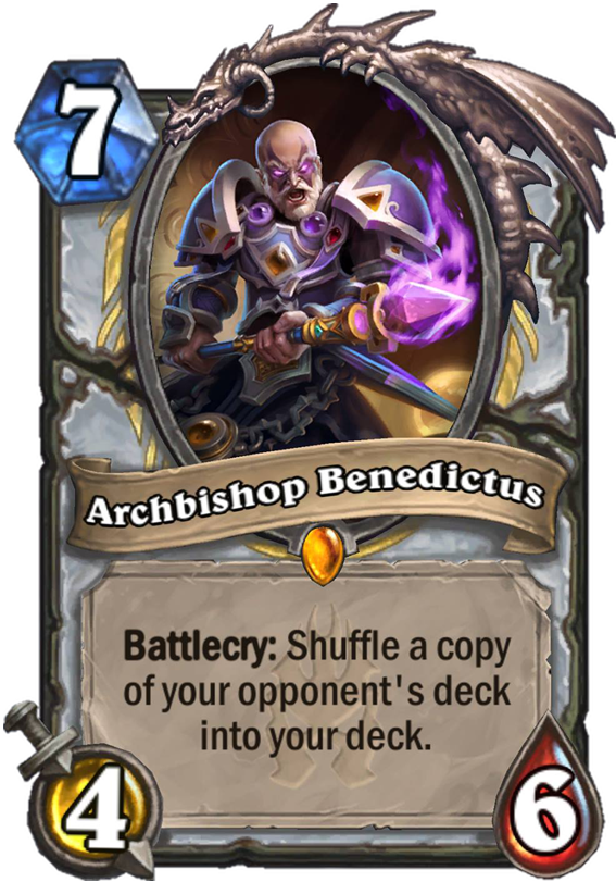 Hearthstone Best Priest Cards To Craft