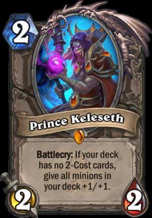 Prince Keleseth Card