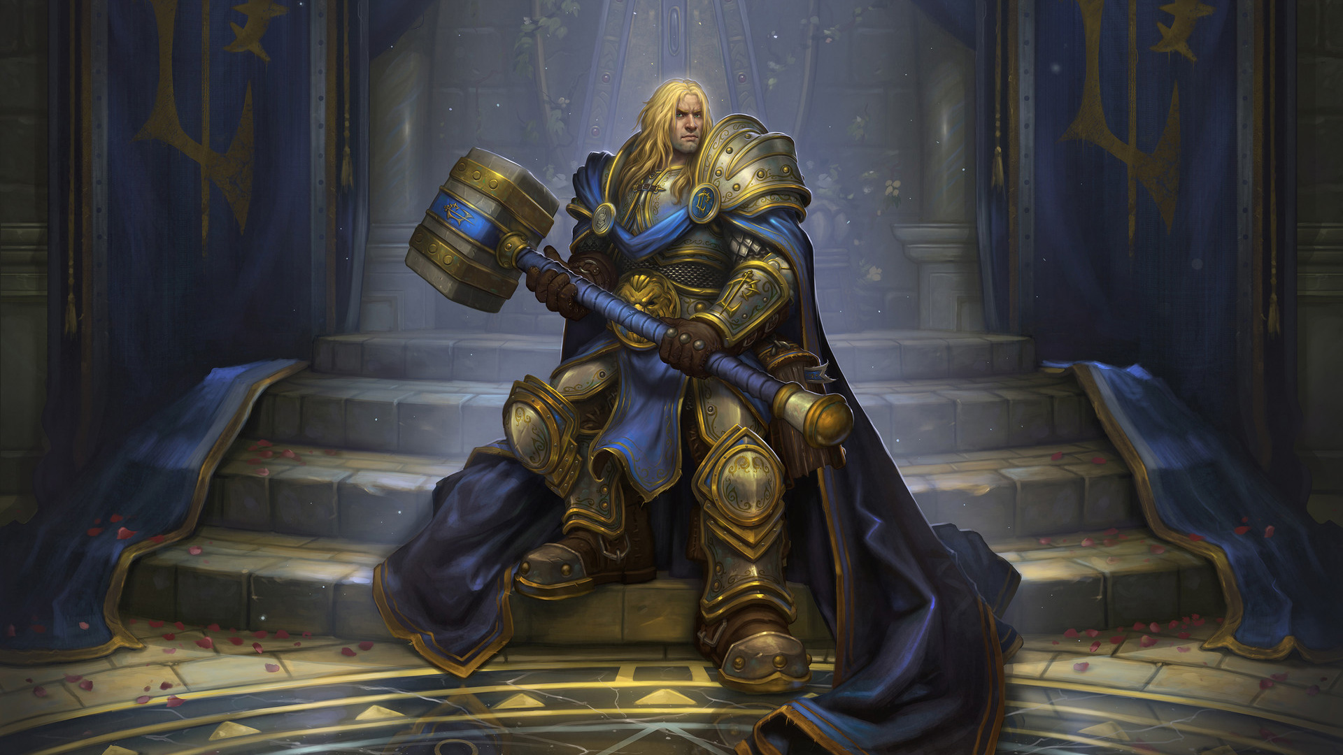 Knights of the Frozen Throne Wallpapers - Hearthstone Top ...