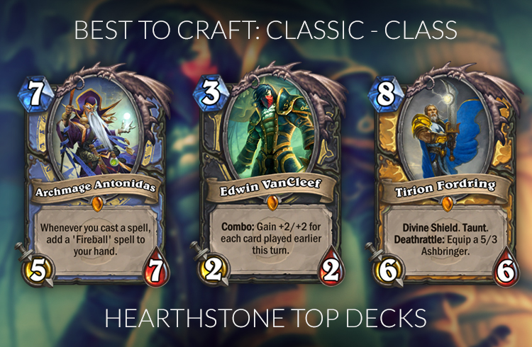 How To Craft Hearthstone Deck