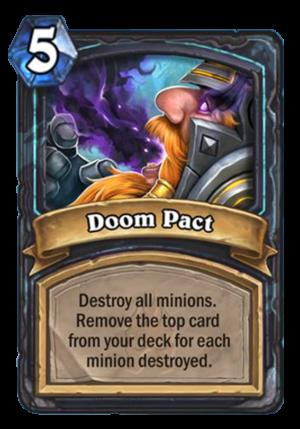 Doom Pact Card