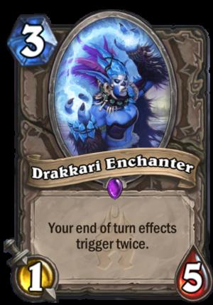 Drakkari Enchanter Card