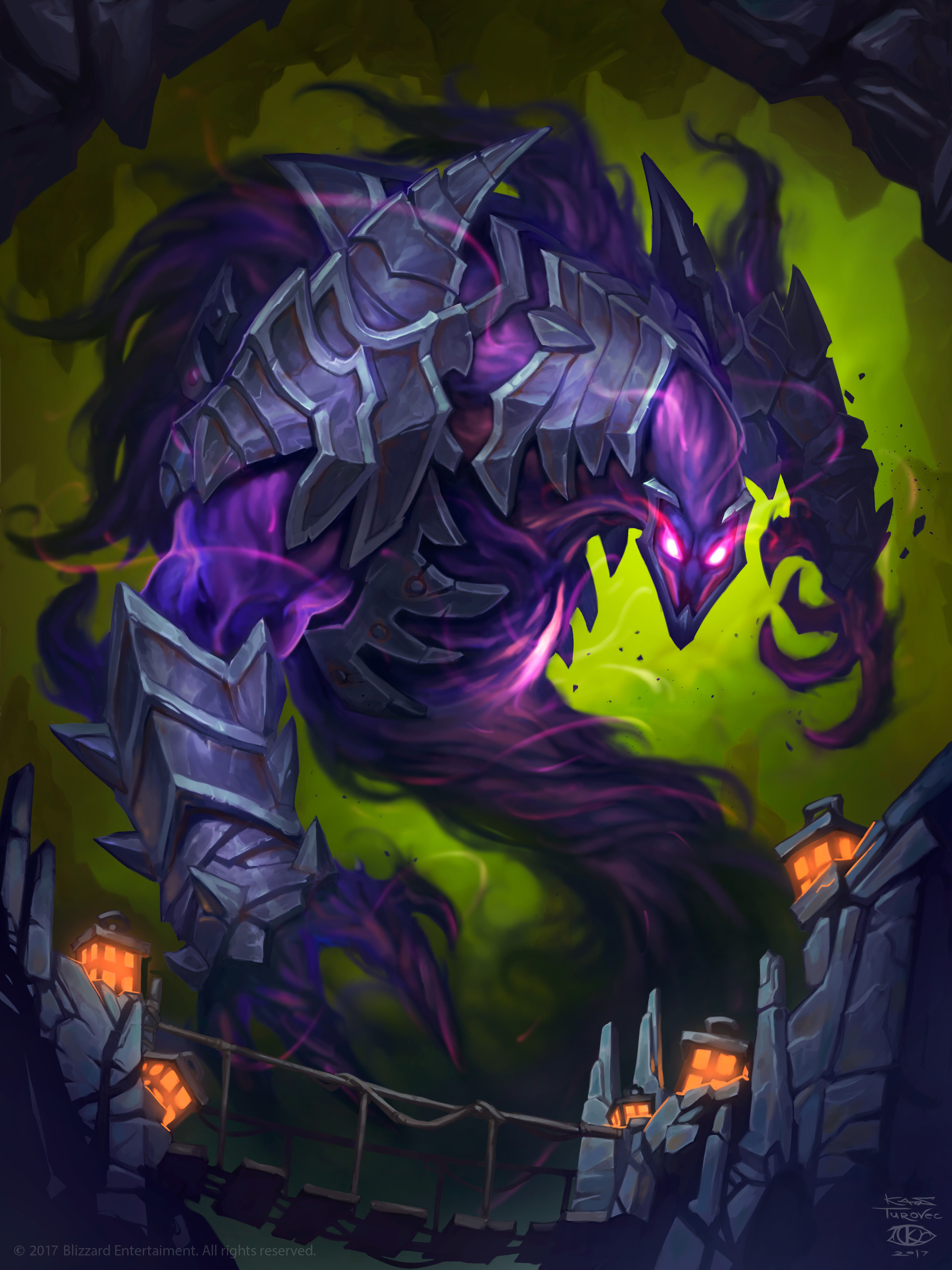 The Darkness Hearthstone Card
