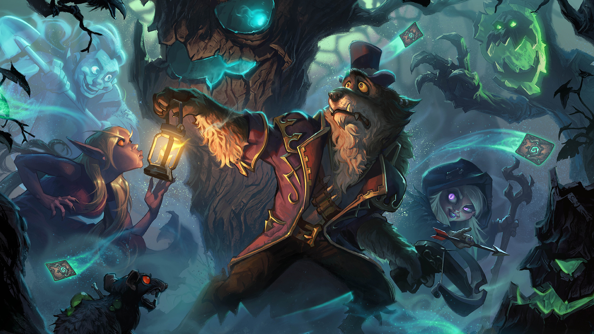 The Witchwood Wallpapers Desktop Amp Mobile Versions High