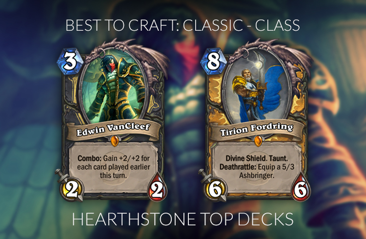 Best Hearthstone Cards To Craft Early