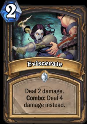 Eviscerate Card