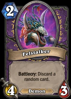 Felstalker Card