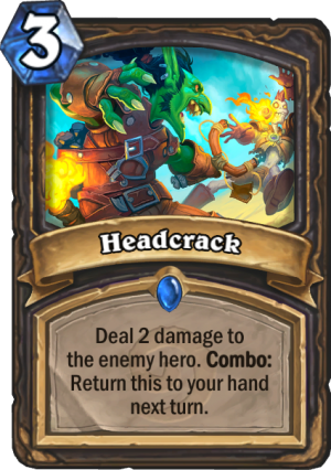 Headcrack Card