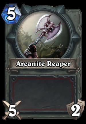 Arcanite Reaper Card