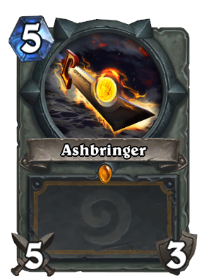 Ashbringer Card