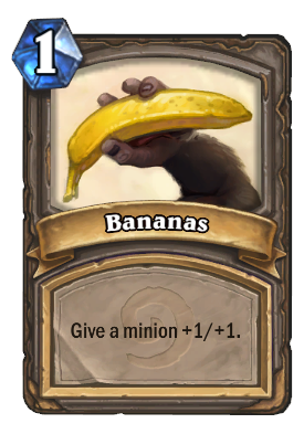 Bananas Card
