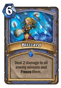 Big Spell Control Mage Deck List Guide - Rastakhan's Rumble
