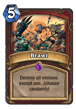 Brawl Card