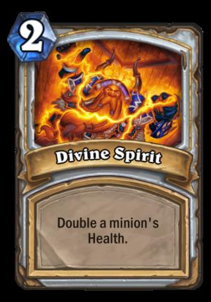 Divine Spirit Card