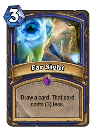 Far Sight Card