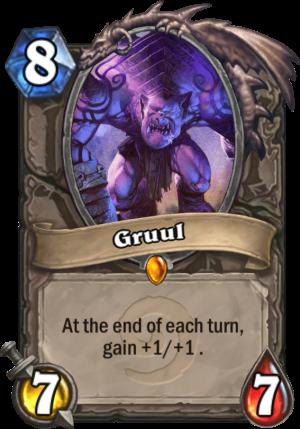 Gruul Card