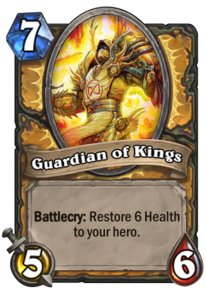 Guardian of Kings Card