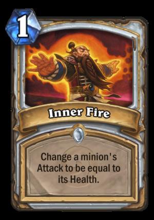 Inner Fire Card