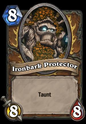 Ironbark Protector Card