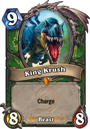 King Krush Card