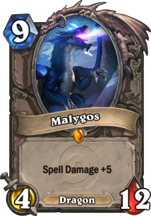 Malygos Card