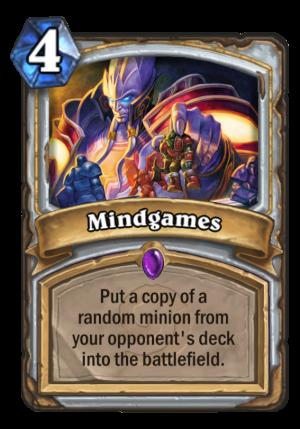 Mindgames Card