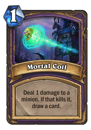 Mortal Coil Card