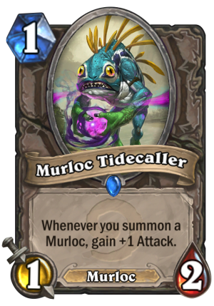 Murloc Tidecaller Card