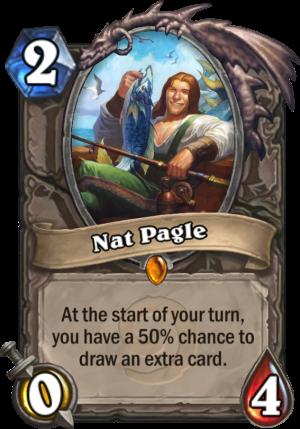 Nat Pagle Card