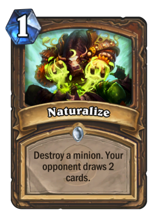 Naturalize Card