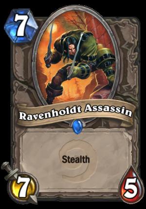 Ravenholdt Assassin Card
