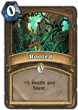 Rooted Card