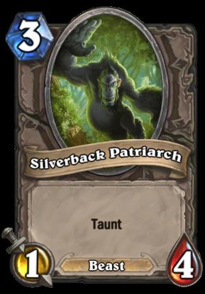 Silverback Patriarch Card