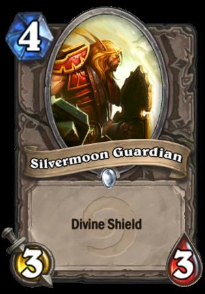 Silvermoon Guardian Card