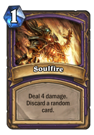 Soulfire Card