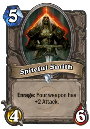 Spiteful Smith Card