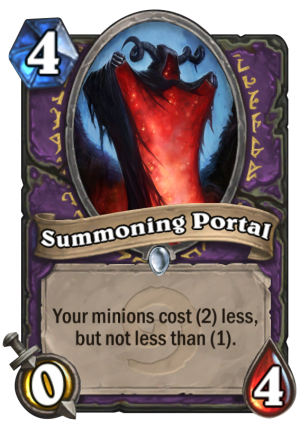 Summoning Portal Card