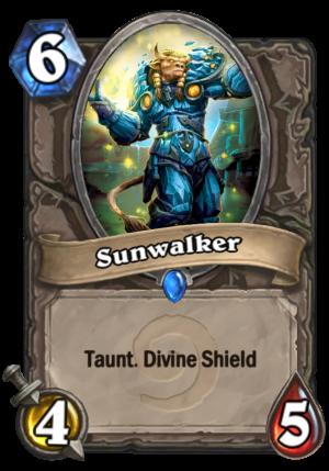 Sunwalker Card