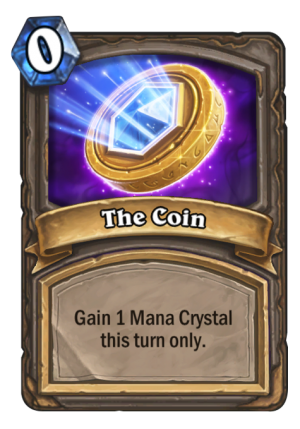 The Coin Card